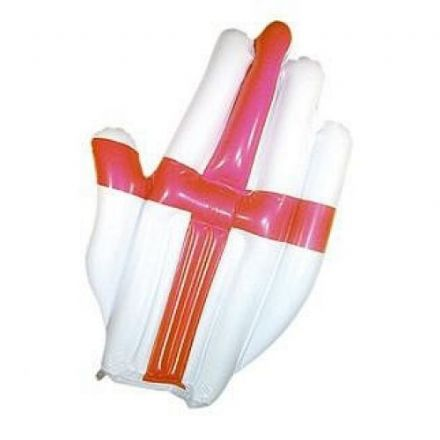 Inflatable Hand, St. George